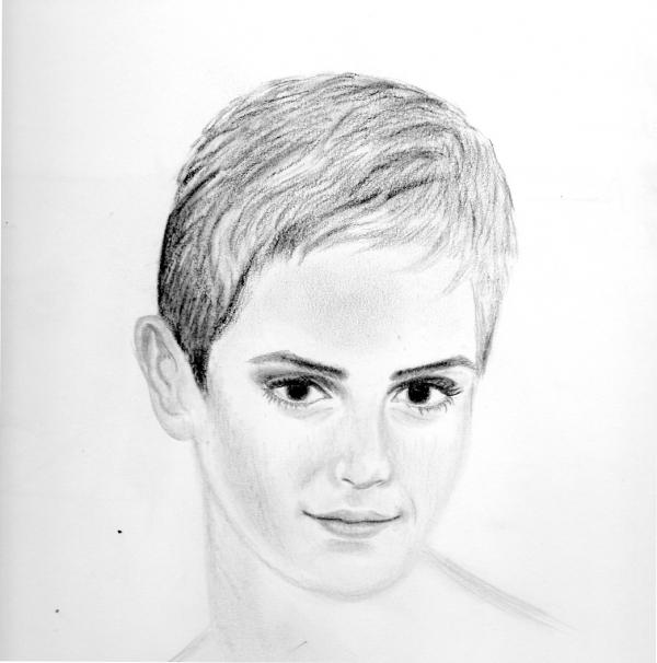 Emma Watson by solinouk